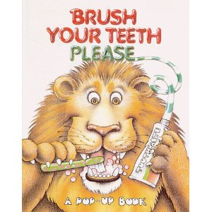 Preschool Book Image Brush Your Teeth Please