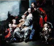 Thumbnail Portrait of a Dutch Family