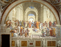 Image of School of Athens
