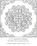 Click To Get Your Coloriage 36 Mandala Download